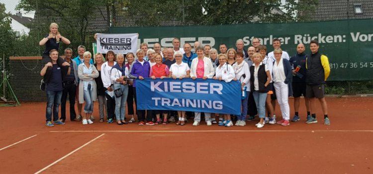 4. Kieser Training Cup